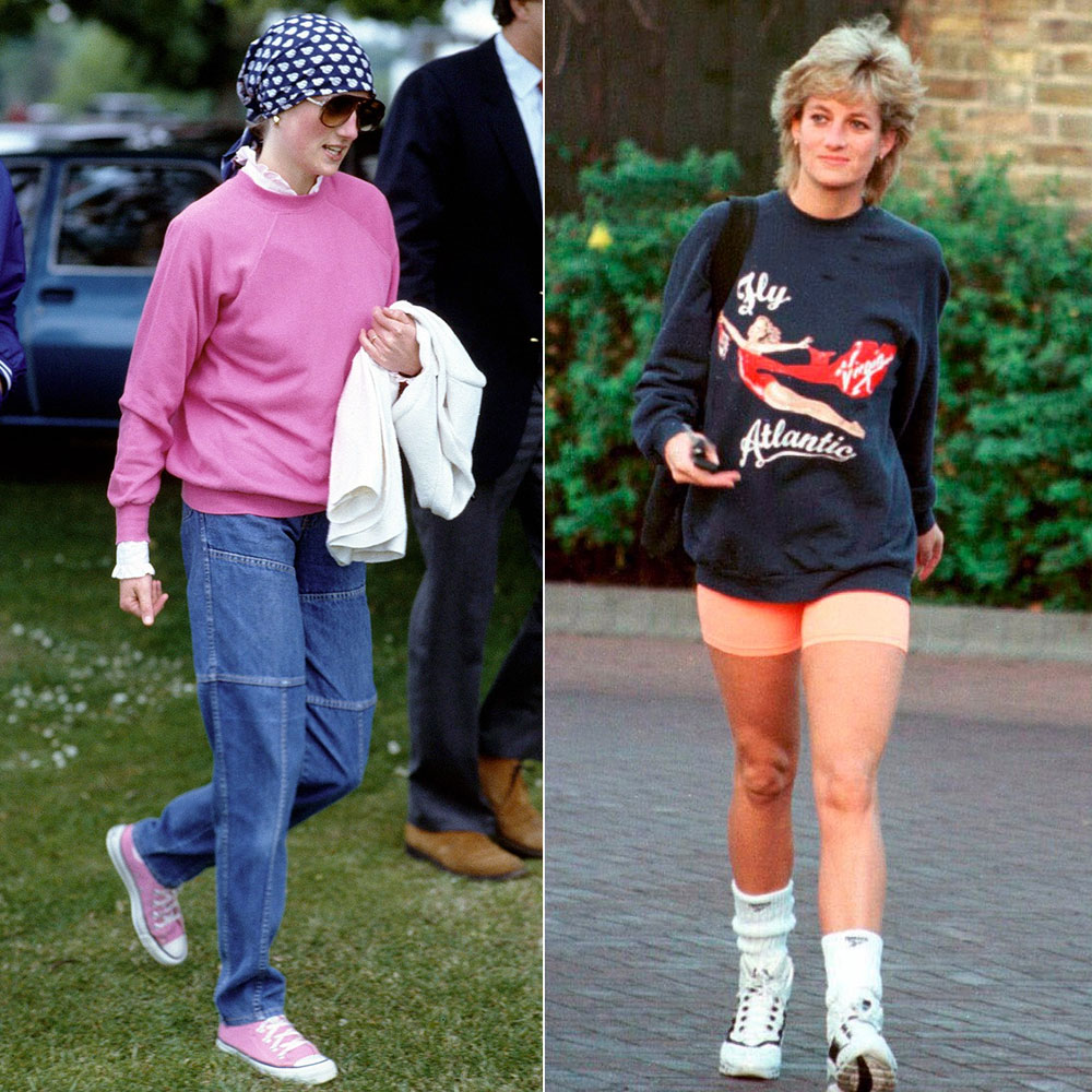 The Best Princess Diana Style Street