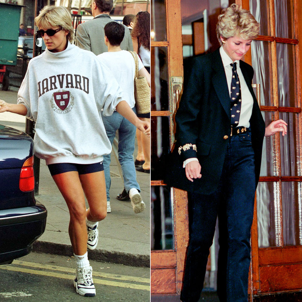 Princess Diana The Fashion Icon How The Monarch Earned Her Crown